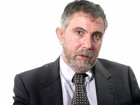 Paul Krugman on China