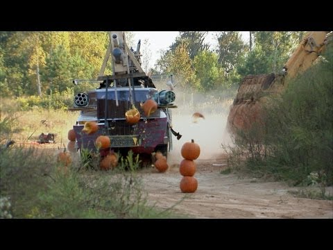 Rocket City Rednecks - Alien Pumpkin Attack