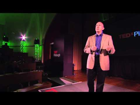 TEDxPittsburgh - Tom Hurley - Magic in the Middle