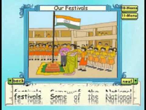 Our Festivals - Kids Animation Learn Series