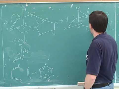 Retro Diels-Alder reaction (4)