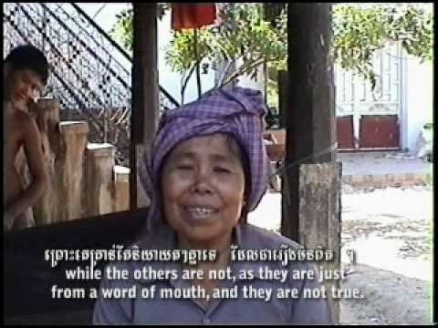 The Voice of Cambodian People - What Cambodian People think about media and press