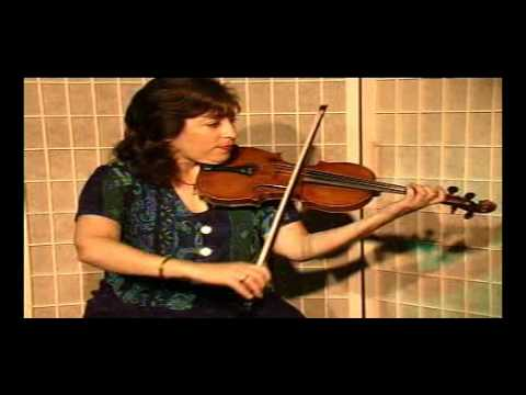 "Violin Lesson - Song Demonstration - ""Bim Bom"""