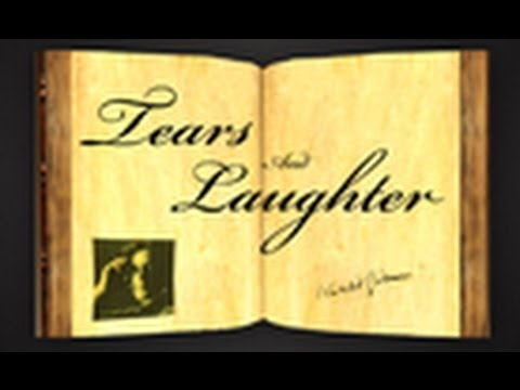 Pearls Of Wisdom - Tears And Laughter by Khalil Gibran - Parable