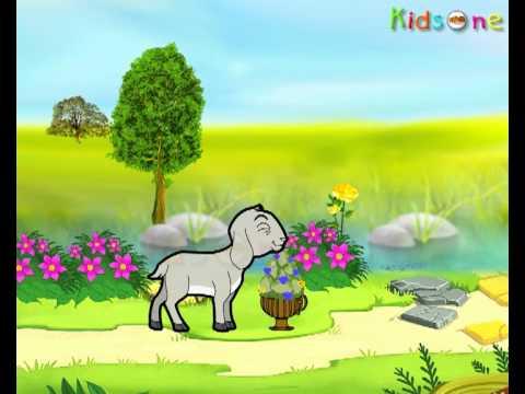 Nursery Rhymes -  Bujji Meka Bujji Meka - Telugu Animated Rhymes for Kids