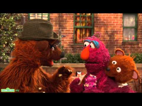 Sesame Street: Season 43 Sneak Peek - Baby Bear Comes Clean