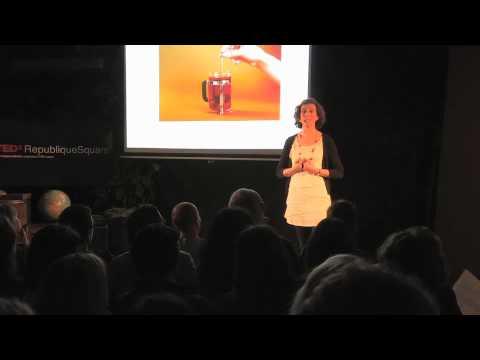 TEDxRepubliqueSquare - Caroline Sost - L'école au service de la vie