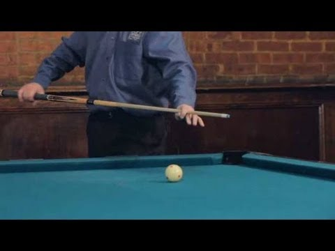 Pool Trick Shots / Fundamentals: Creating a Solid Stroke