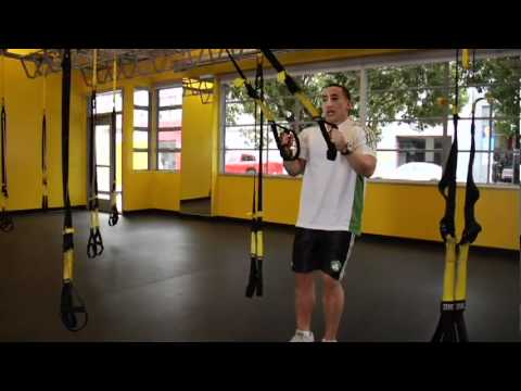 TRX® Training: Celtics Coach Leg Exercises
