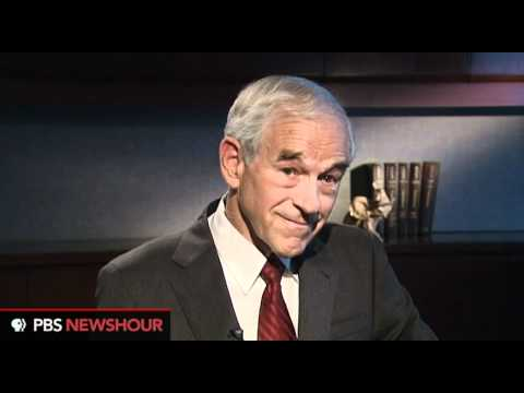 Ron Paul on Proponents of Raising Debt Ceiling: 'I Think They're Misled'