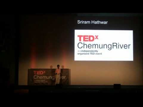 TEDxChemungRiver - Sriram Hathwar - Experiences as the Youngest National Spelling Bee Contestant