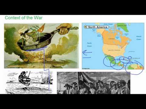 Saylor HIST212: The Spanish-American War and American Imperialism