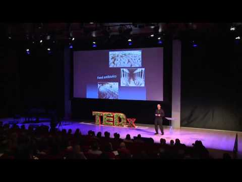 TEDxManhattan - David Wallinga - Raising Pigs & Problems: Saying No to Antibiotics in Animal Feed