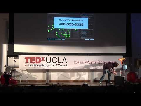 TEDxUCLA - Michael Newman - Sketches Gone Awry