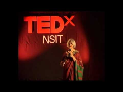TEDxNSIT-Dr. Isher Judge Ahluwalia-Role of Cities in India's Development