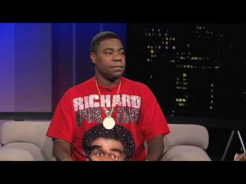 TAVIS SMILEY | Guest: Tracy Morgan | PBS