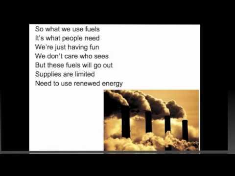 Renewed Energy Song