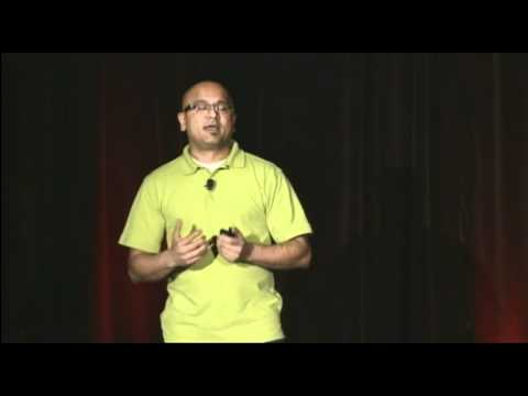 The benefits of talking to strangers: Bhupesh Shah at TEDxSenecaCollege
