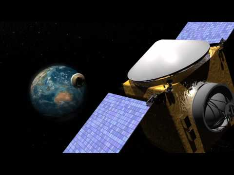 NASA | NASA selects OSIRIS-REx as New Frontiers Mission