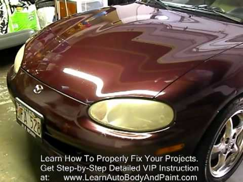 Steps To Start an Auto Body And Paint Project (inspection tips)
