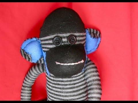 Rockin' Sock Monkey Tutorial