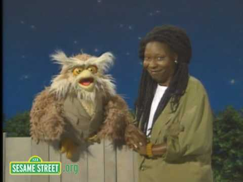 Sesame Street: Whoopi Goldberg is Proud