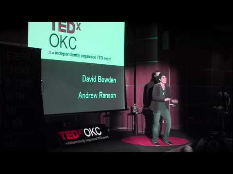 "TEDxOKC - David Bowden and Andrew Ranson - ""One Drop"""