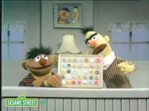 Sesame Street: Bert's Bottlecaps