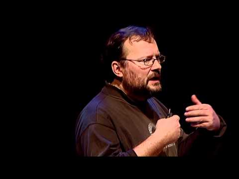 TEDx Brussels 2010 - David Orban - Every Thing