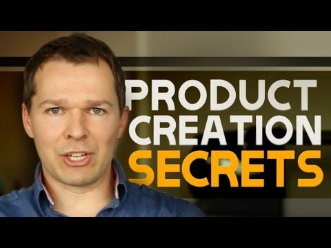 Product Creation Secrets - Why Your Own Products Will Skyrocket Your Success