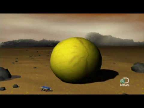 Tumbleweed Rovers Could Explore Mars