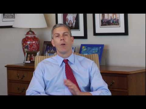 Secretary Duncan answers your Facebook questions - 10-27-10