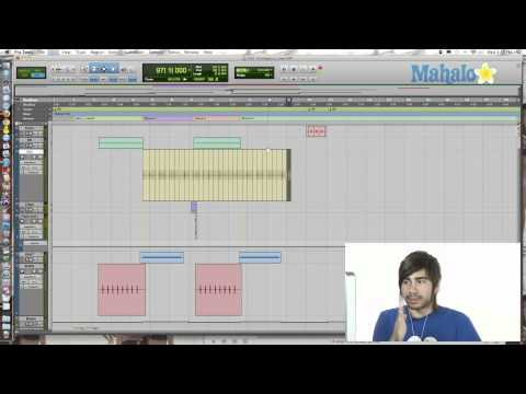 Using the Duplicate Command - Pro Tools 9