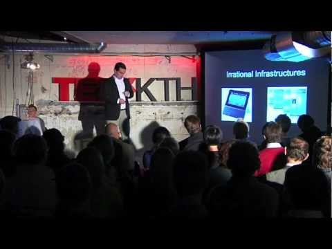 TEDxKTH - Lars Nordström - Building the smart energy grid