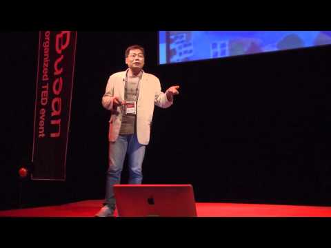 TEDxBusan - KimSangHwa - Creative learning for children through movie