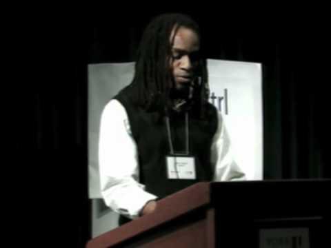 TEDxYorkU 2010 - Dalton Higgins - Control. Alt. Repeat.