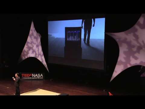 "TEDxNASA - Sean Forbes - ""I'm Deaf"""