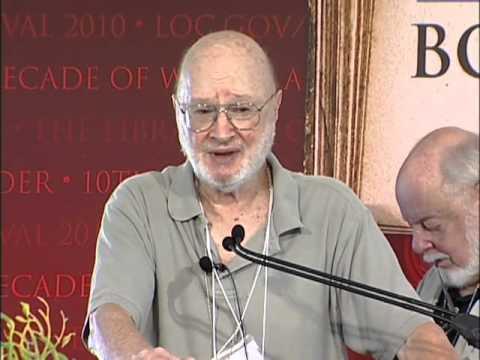 Norton Juster & Jules Feiffer: 2010 National Book Festival