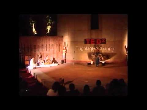 "TedxTughlaqRdChange - Rama Vaidyanathan on ""SIVA - the Lord of change""."
