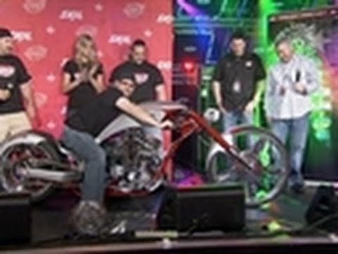 Skilsaw Bike Reveal | American Chopper