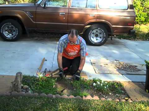 Tilling Your Flowerbed