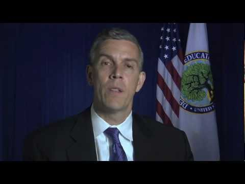 Secretary Duncan Answers Questions from Facebook's Education Page