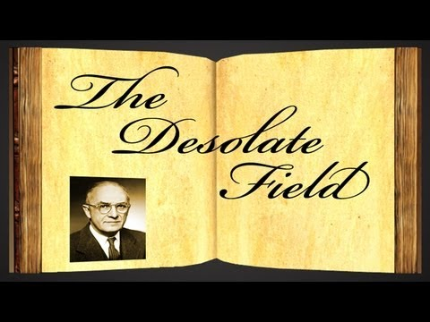 Pearls Of Wisdom - The Desolate Field by William Carlos Williams