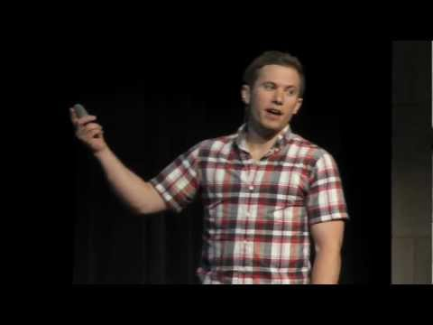 TEDxHuntsville - Paul DeJoe - Huntsville, Alabama. The City That Saved the World