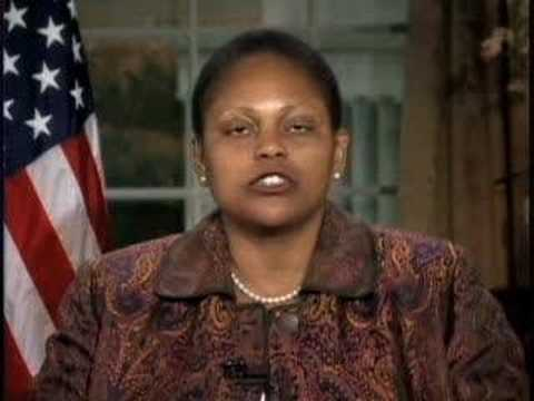 TAVIS SMILEY |  Asst. Sec. of State Jendayi Frazer | PBS