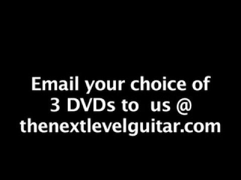 Youtube Haterz Haters & Free Guitar DVD Contest Winner