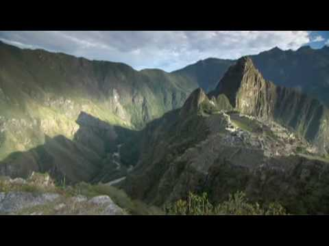 The Coolest Stuff on the Planet - Machu Picchu