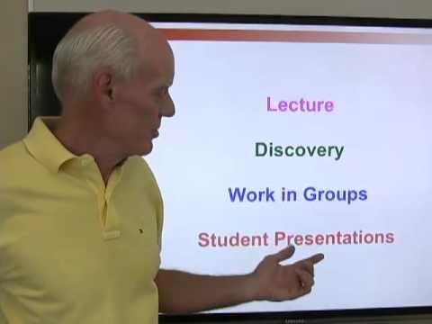 Some advice for new teachers.