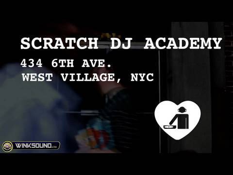 Scratch DJ Academy | I Love Making Music | WinkSound