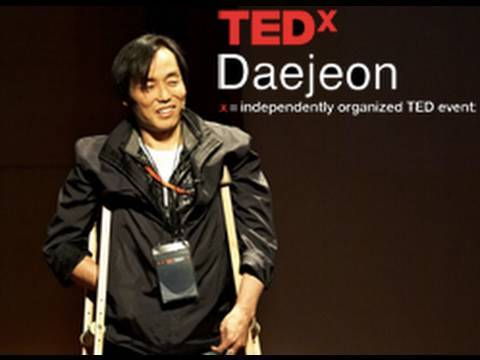 TEDxDaejeon - Jo Ju-hyun - Beating disabilities to pioneer grassroots journalism